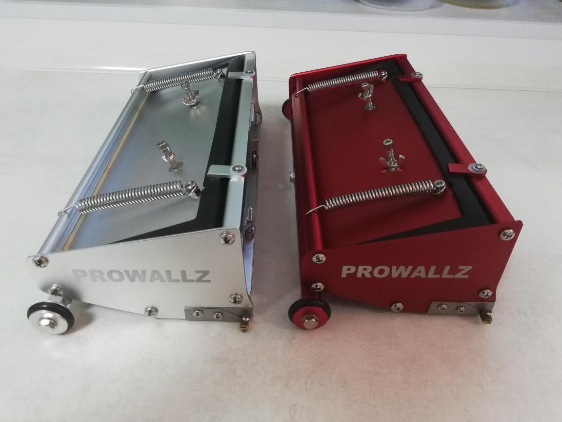 PROWALLZ flat box glettelő doboz
